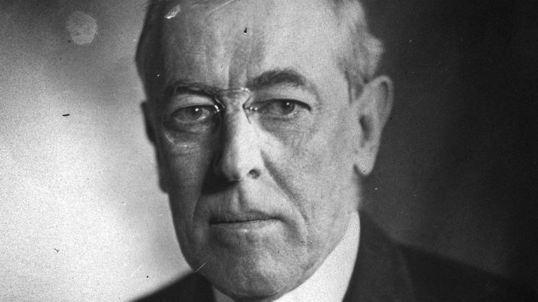 Woodrow Wilson circa 1916