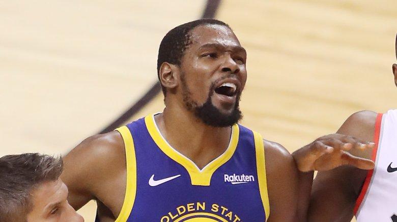Kevin Durant  injury