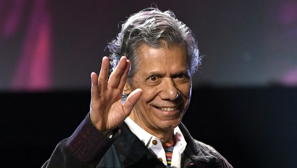 Chick Corea at the 62nd Annual Grammys