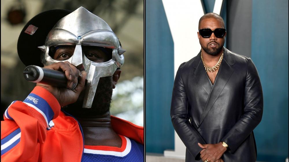 MF Doom Kanye West