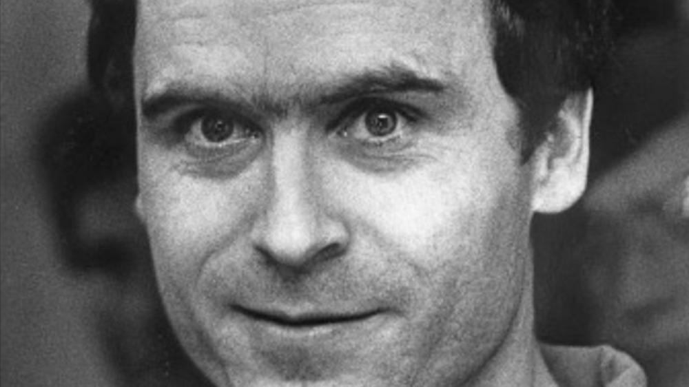 Ted Bundy headshot