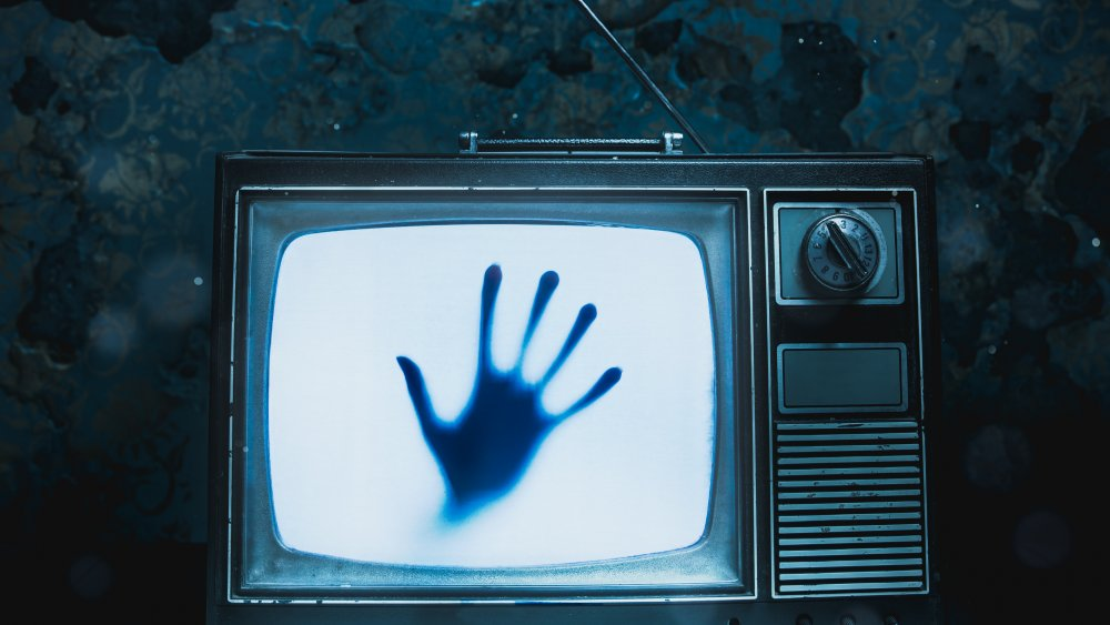 Spectral hand in TV