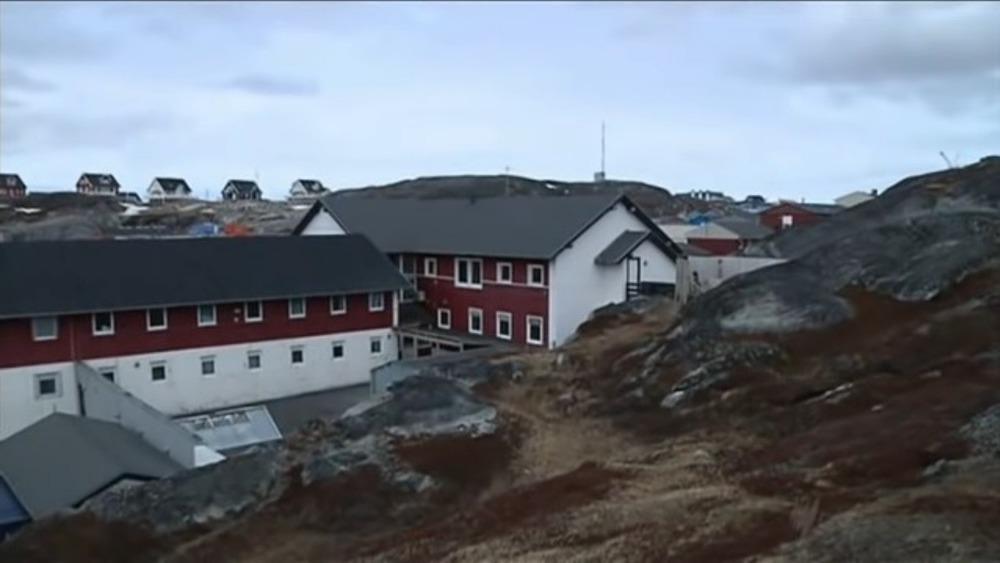 Ny Anstalt, Nuuk, Greenland prison