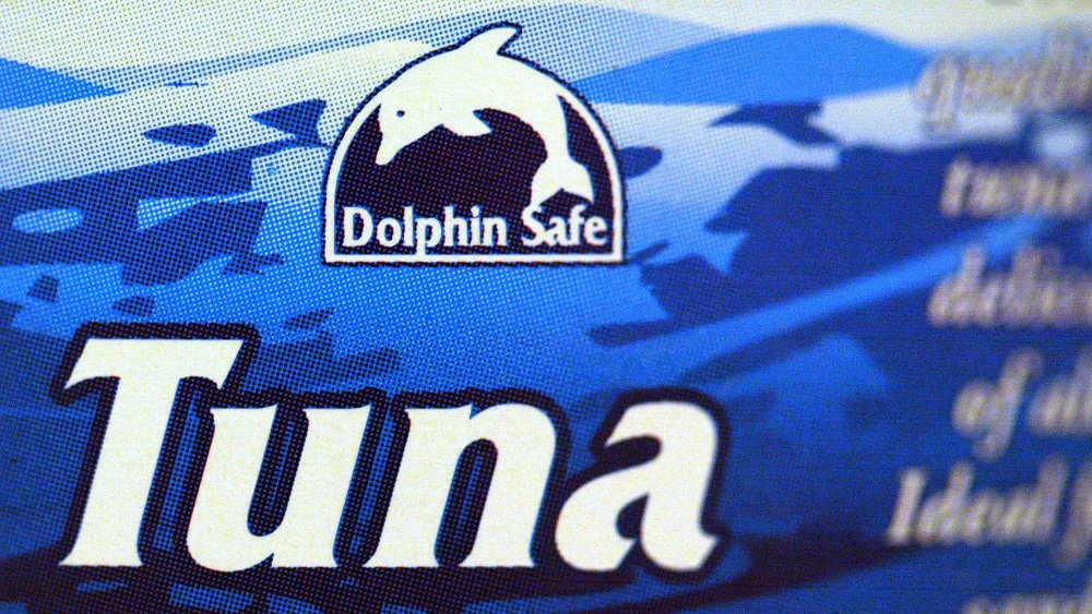 Dolphin-safe label
