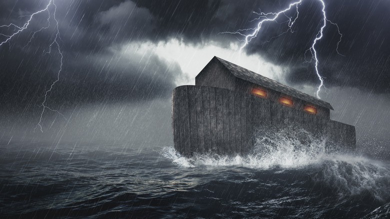 ark in a storm
