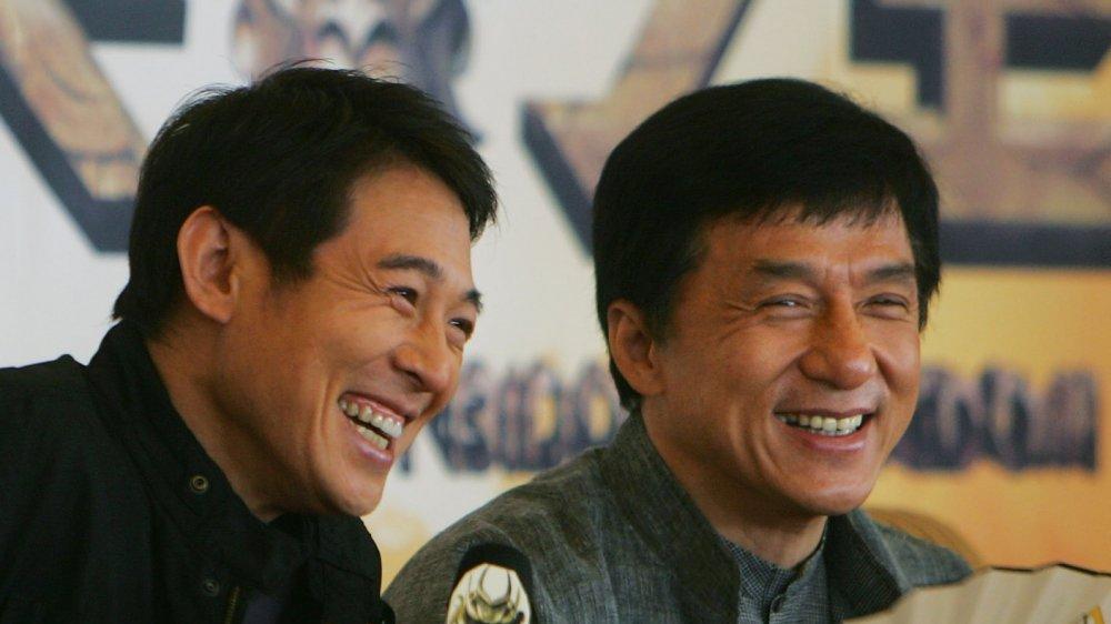Jet Li, Jackie Chan