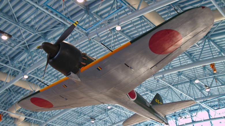 Japanese WWII Plane