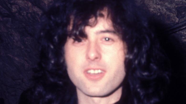 Guitarist Jimmy Page