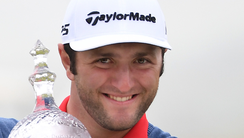 Golfer Jon Rahm