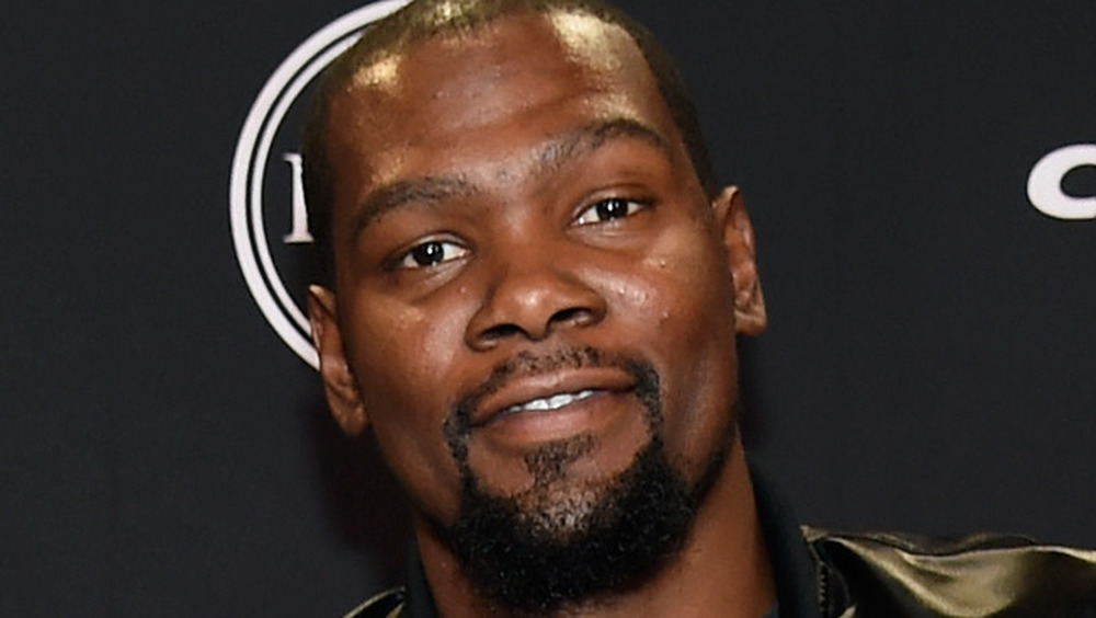 Kevin Durant at the ESPYs