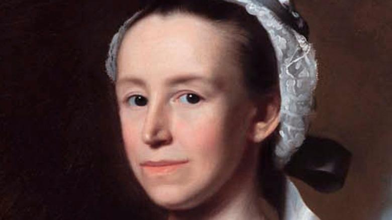 Mercy Otis Warren portrait