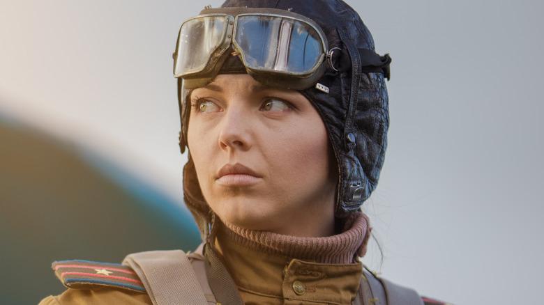 female pilot world war II