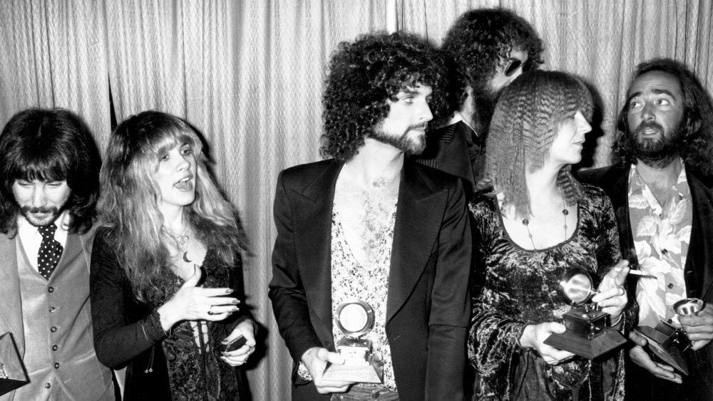 Fleetwood Mac at the Grammys