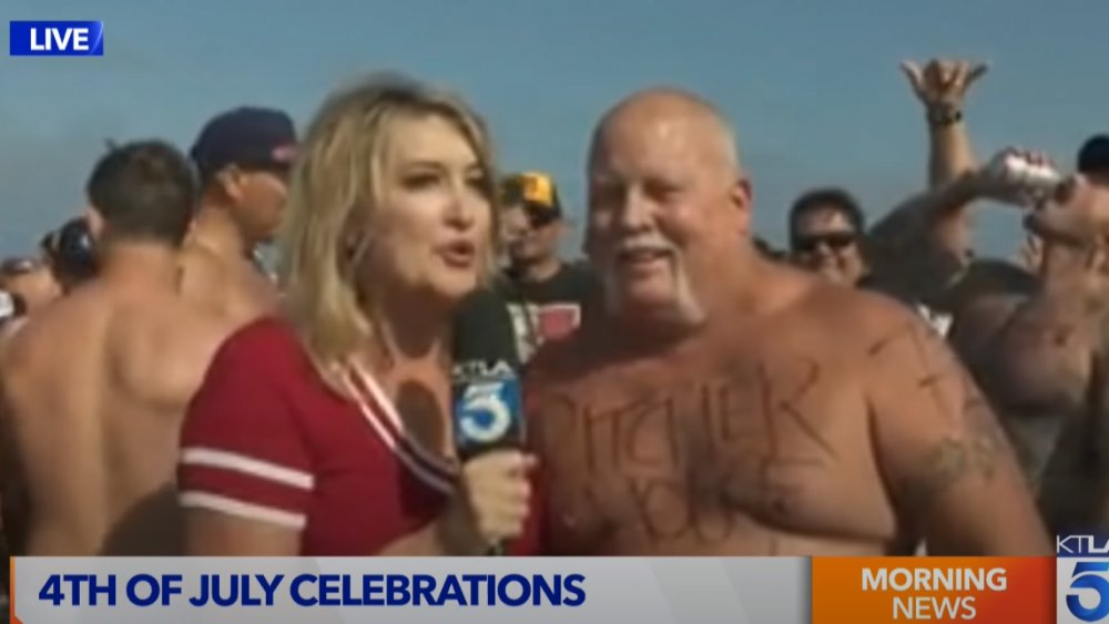 ktla 5 interview goes wrong