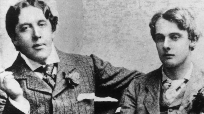 Oscar Wilde, Lord Alfred Douglas