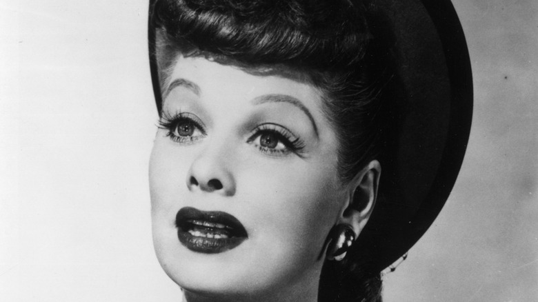 Lucille Ball in 1947