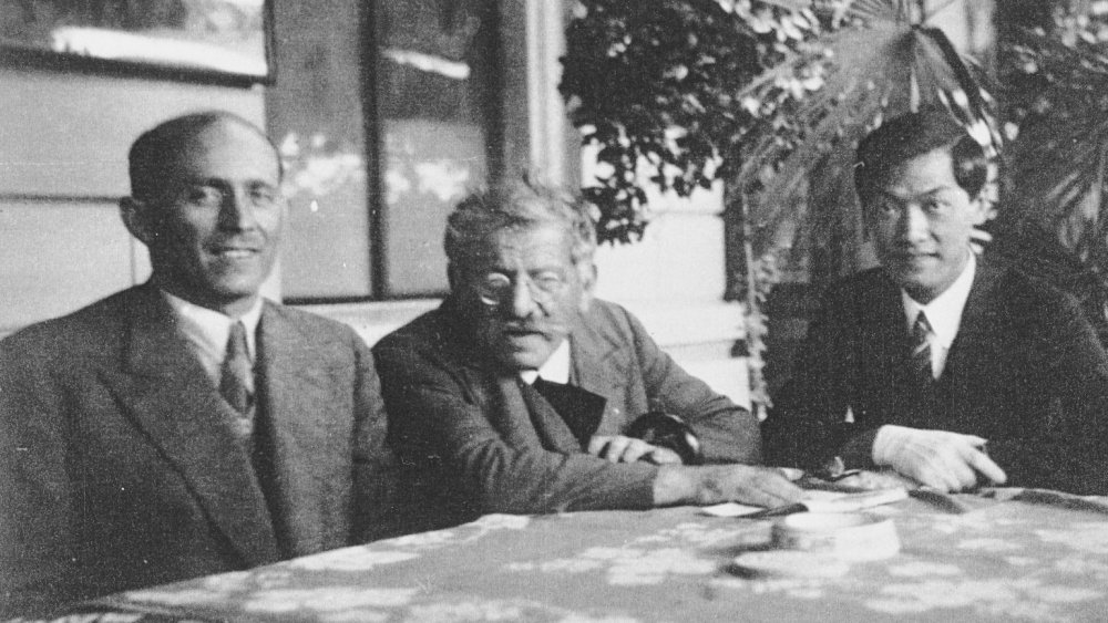 Bernhard Schapiro, Magnus Hirschfeld, Tao Lee