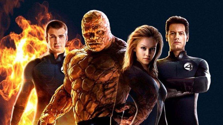 fantastic 4 movie