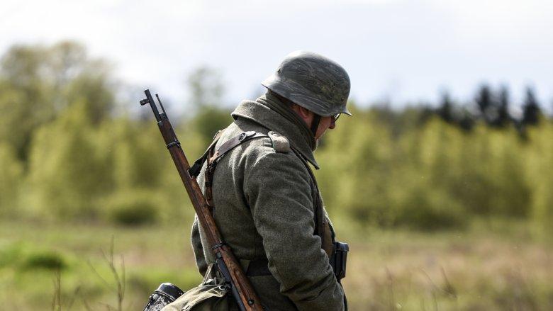 nazi soldier wwii