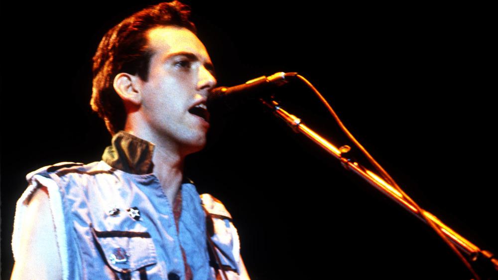 Mick Jones performs The Clash