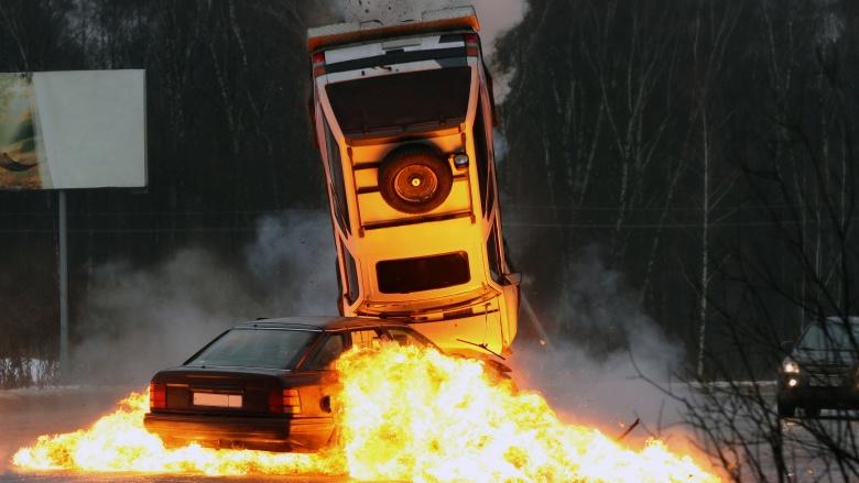 driver stunt
