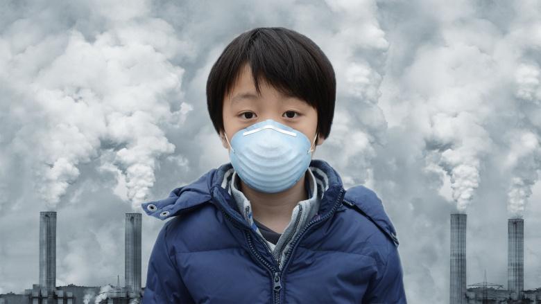 child gas mask