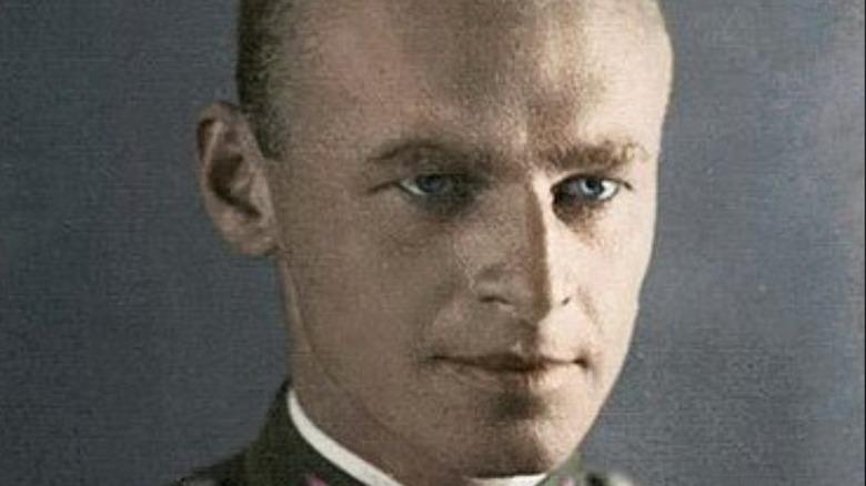 Wiltold Pilecki Polish military