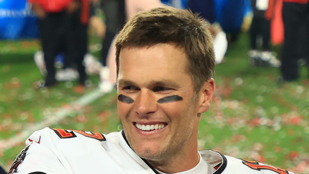 Super Bowl champ Tom Brady
