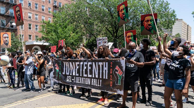 Peaceful Juneteenth Liberation March