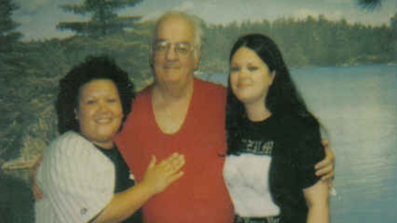 Arthur Shawcross and family
