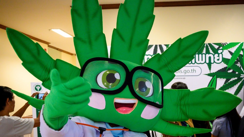 Weedy the Weed!