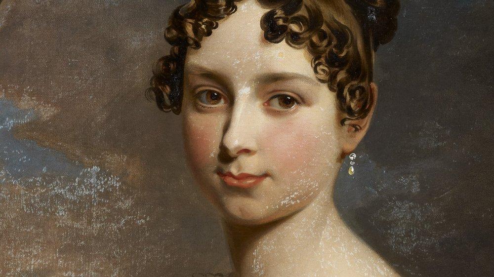 feodora portrait