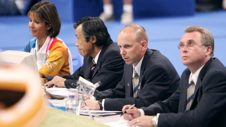 sports judges