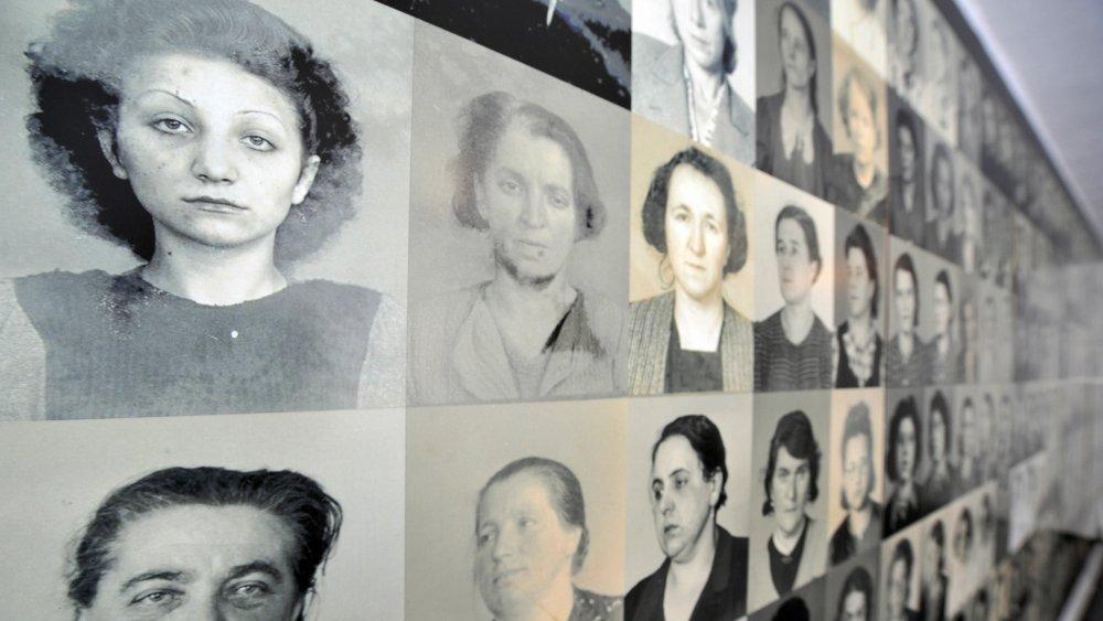 Ravensbruck victims