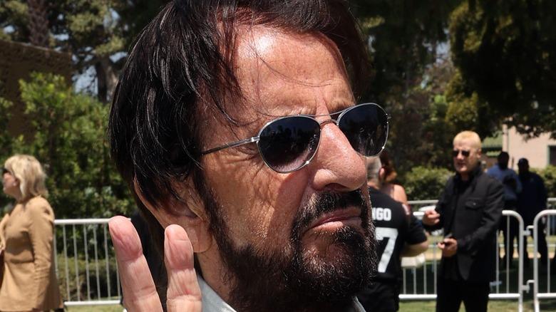 Ringo Starr in 2021