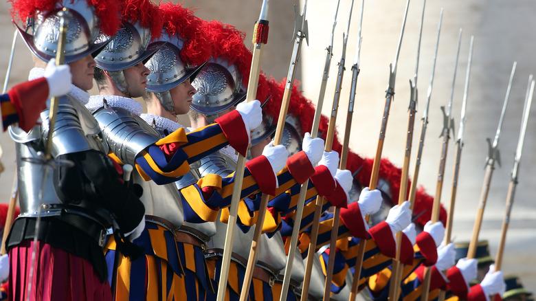 Vatican Swiss Guard