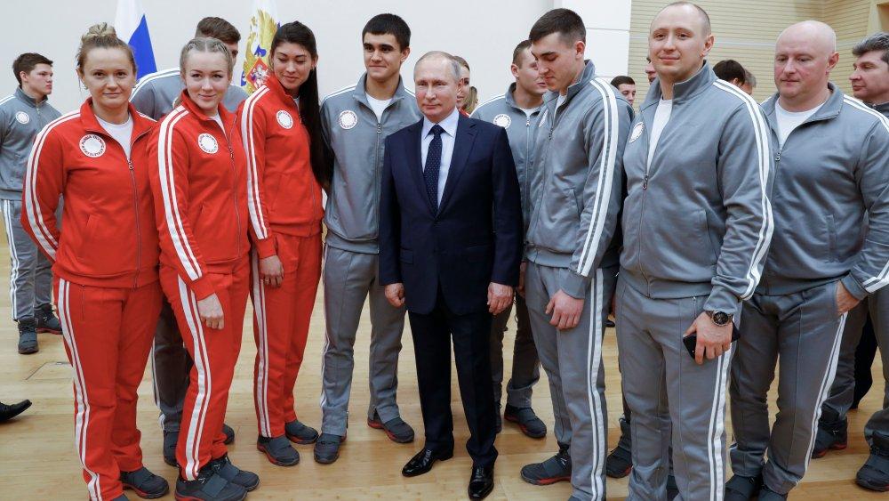 Putin, Olympics
