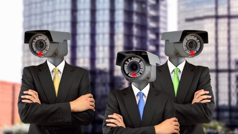 big brother cameras