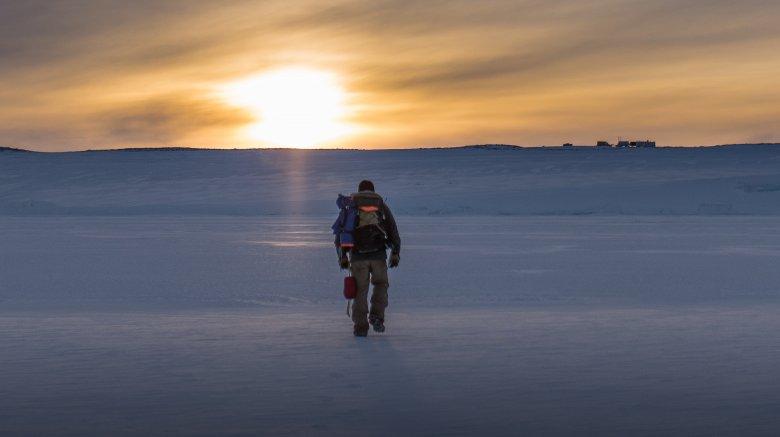 explorer sunset