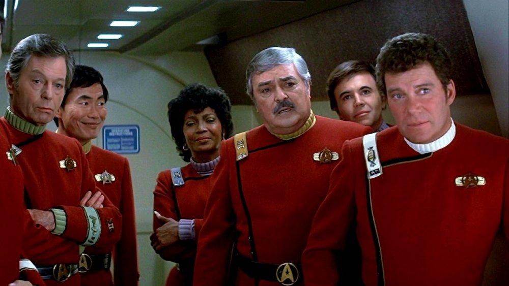 Screenshot from Star Trek II: The Wrath of Khan
