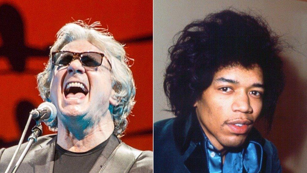 Steve Miller and Jimi Hendrix