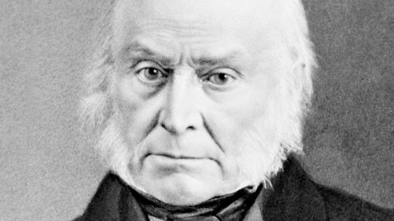photo of John Quincy Adams