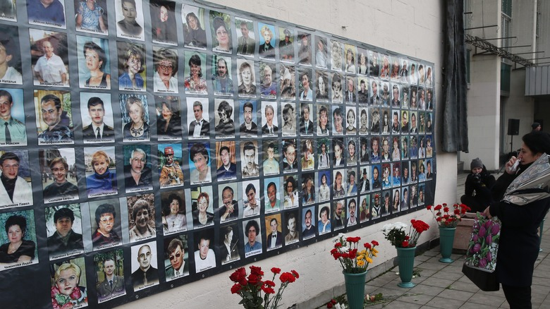 Moscow theater hostage crisis victims