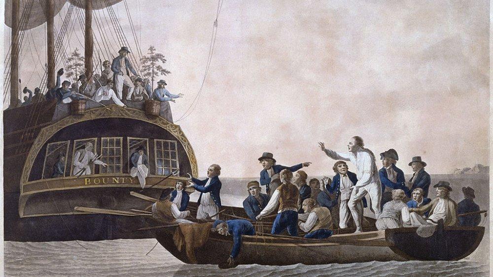 Bligh adrift