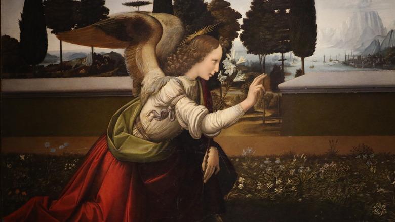 Archangel Gabriel annunciation