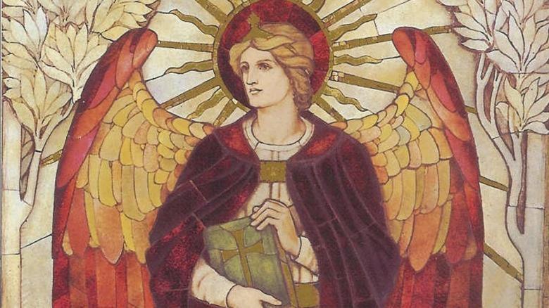 saint uriel the archangel