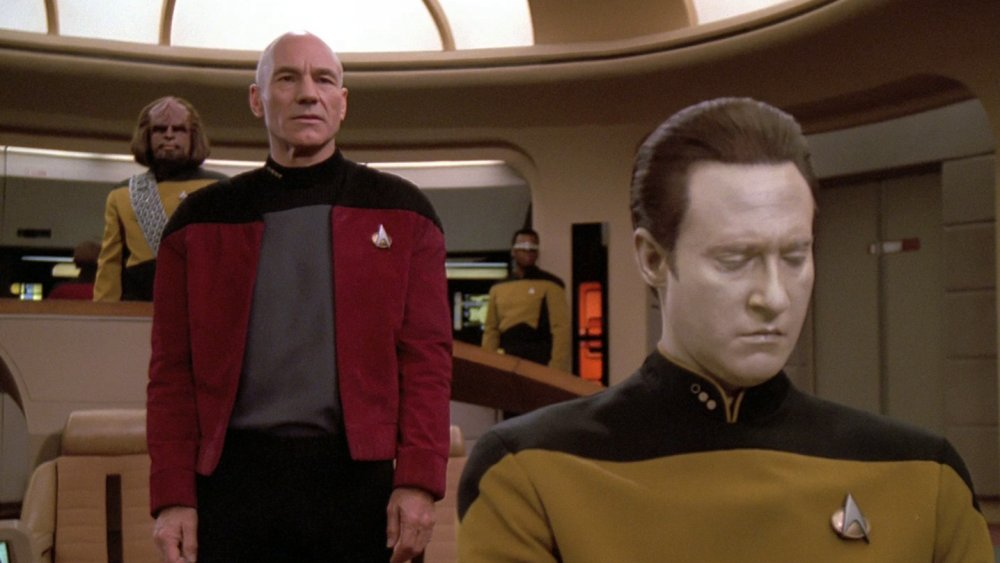 "Screenshot from ""The Inner Light"", Star Trek: The Next Generation"