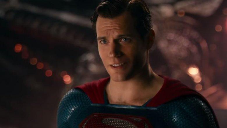henry cavill justice league superman mustache