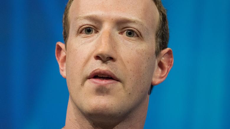 mark zuckerberg speaking close-up