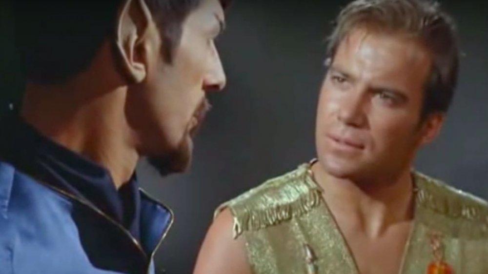Evil Spock and Kirk, Star Trek